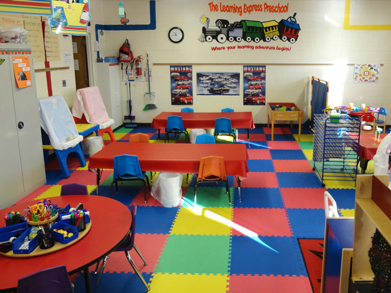 Preschool Classrooms The Learning Express Preschool