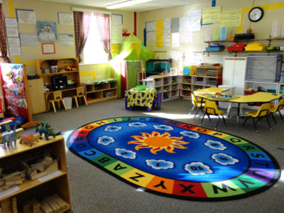 Three's & Four's Preschool Classroom - Office, Science, and Fine Motor Skills Learning Stations