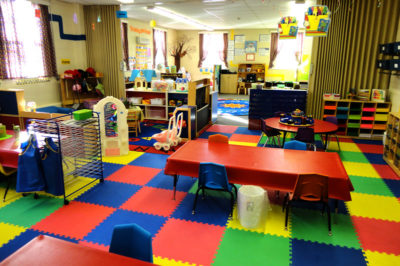 Three's & Four's Preschool Classroom
