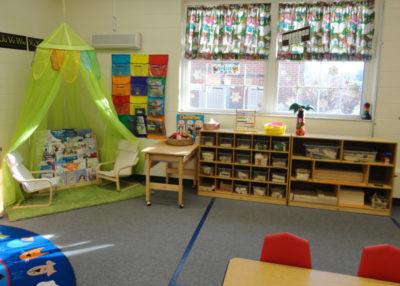 Young Five's Pre-kindergarten Classroom