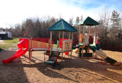 The Learning Express Preschool - Playground
