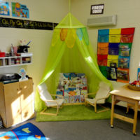 Young Five's Pre-kindergarten Classroom - Quiet Area